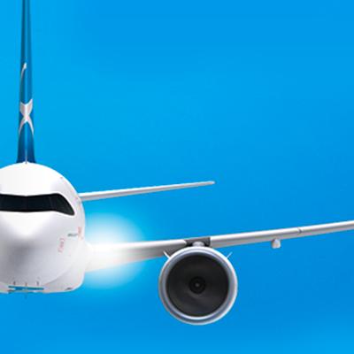 Air Transat A321 neo LR