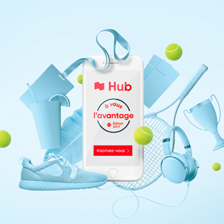Hub BNC